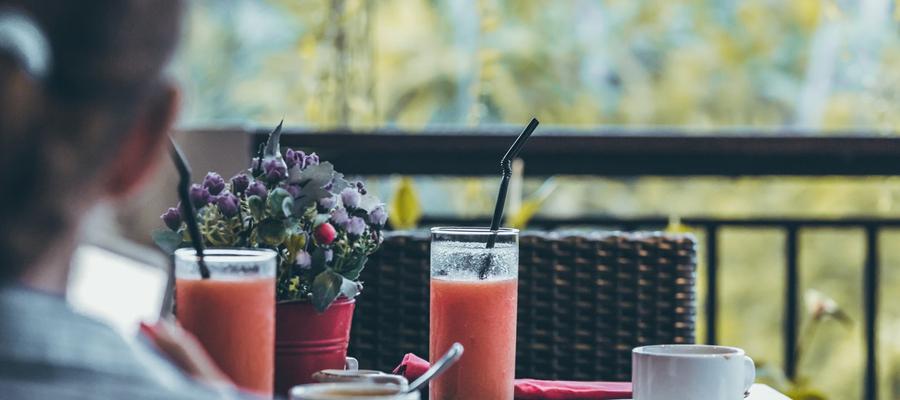 boire un verre en terrasse bumisée